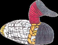 Nevada Tulle Duck